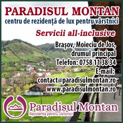Paradisul montan - azil batrani
