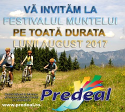 Predeal - Festivalul Muntelui 2017