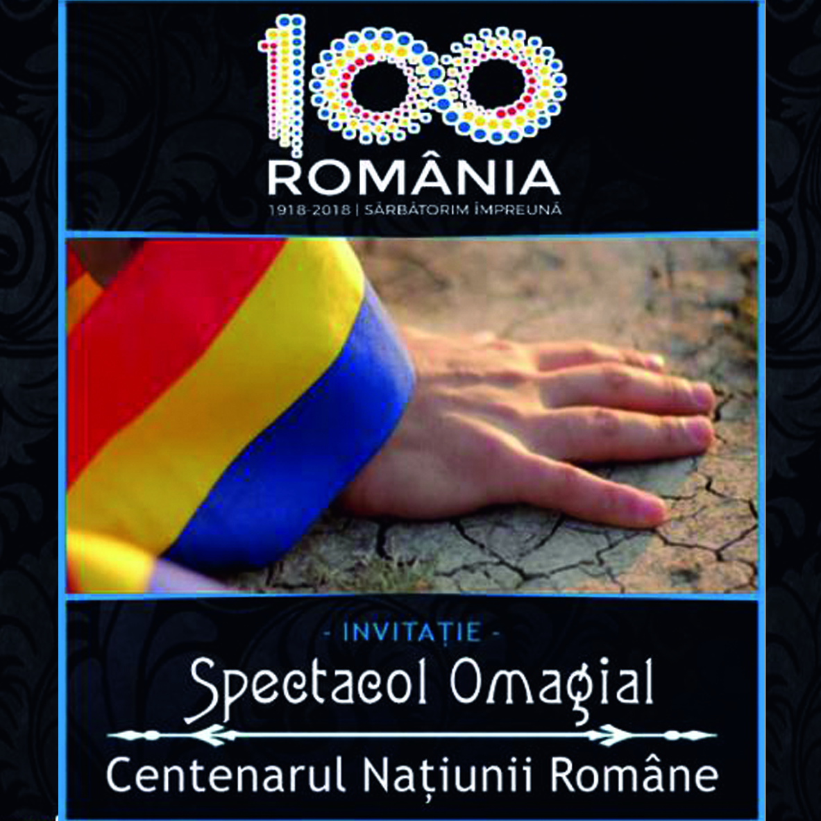 Spectacol Omagial-Centenarul Națiunii Române